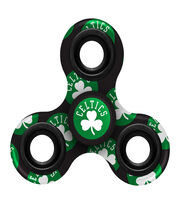 Boston Celtics Diztracto Spinnerz-Three Way Fidget Spinner, , hi-res