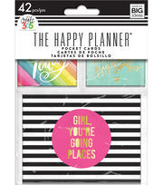 Create 365 The Happy Planner™ Mini Planner Pocket Cards, , hi-res