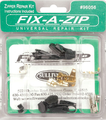 Universal Zipper Repair Kit