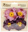 Botanica Ruffled Peony-Purple