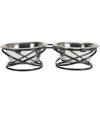 Buddy's Line Spring Style Double Diner Bowls