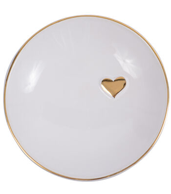 Save The Date™ Trinket Dish-Heart
