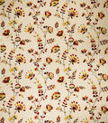 Home Decor 8\u0022x8\u0022 Fabric Swatch-Eaton Square Sheila Bright & White