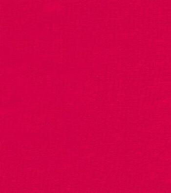"""Sew Classic Peachskin Fabric 58""""-Red"""