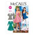 McCall\u0027s Misses Top-M6754