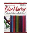 Royal Brush Essentials Artist Pack-Color Marker