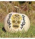 Jolee\u0027s Boutique 5 pk Pumpkin Clings-Day Of The Dead Skull