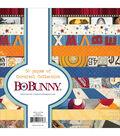 Bo Bunny Carnival Paper Pad 6\u0027\u0027x6\u0027\u0027