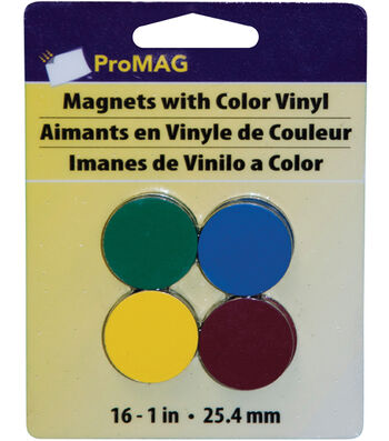 ProMag Round Magnets