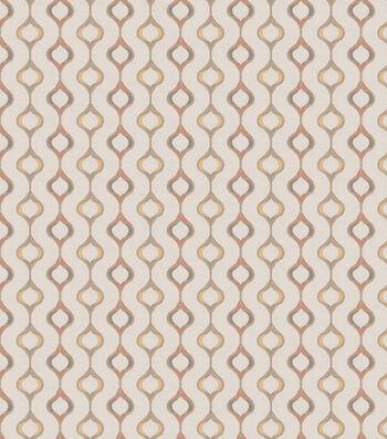 """SMC Designs Print Fabric 54""""-Haywood/Capri"""