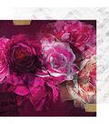 Heidi Swapp Hawthorne 25 pk 12\u0027\u0027x12\u0027\u0027 Double-Sided Cardstock-Flourish