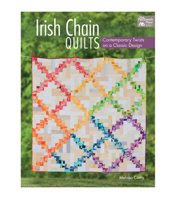 Melissa Corry Irish Chain Quilts Book