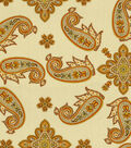 Home Decor 8\u0022x8\u0022 Fabric Swatch-Waverly Talcott Twirl Topaz