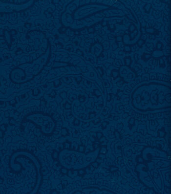 Sew Classics Silky Solid Paisley Jacquard