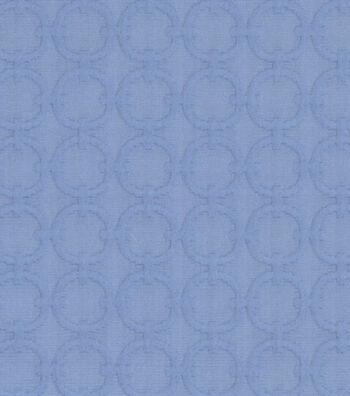 Waverly Upholstery Fabric-Full Circle/Bay