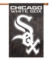 Chicago White Sox Applique Banner Flag, , hi-res