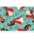 Disney Elena of Avalor Cotton Fabric 43\u0027\u0027-Be Bold