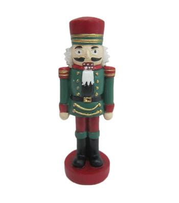 Maker's Holiday Christmas Littles Resin Nutcracker