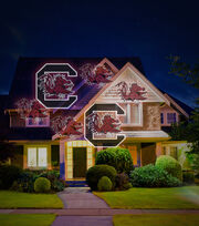 South Carolina Team Pride Light Projector, , hi-res