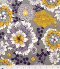 Keepsake Calico™ Cotton Fabric 43\u0022-Flourish Flower
