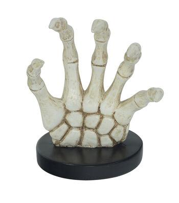 Maker's Halloween Skeleton Hand Hook