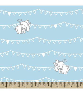 Disney® Dumbo Print Fabric-Flags