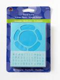 Plaid ® Stencils - Value Packs - Letter Stencils - 3\u0022 Floral Icons