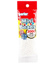 Perler Mini Beads 2000/Pkg, , hi-res