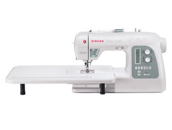 Singer® 8500Q Modern Quilter Quilting And Sewing  Machine