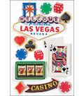 Paper House Travel 3-D Stickers-Las Vegas