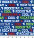 Snuggle Flannel Fabric 42\u0022-Cool Rockstar