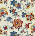 IMAN Home Print Fabric 54\u0022-Samoan Plantation/Gem