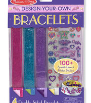 Melissa & Doug Design-Your-Own Bracelets Kit, , hi-res
