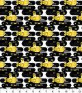 Minions Cotton Fabric 43\u0027\u0027-Rockets