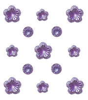 Floral Prizm Amethyst, , hi-res