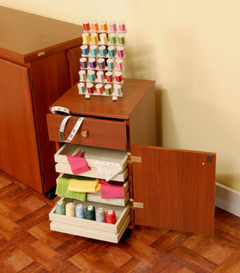 Homespun Suzi Cherry Storage Unit