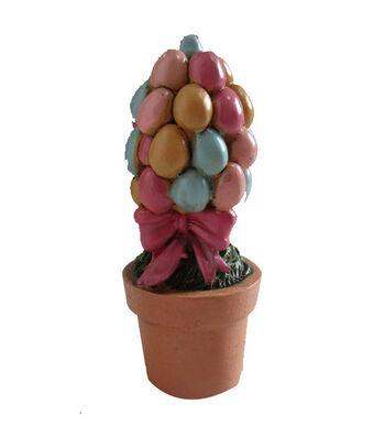 Littles Resin Egg Topiary