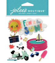 Jolee's Boutique® Stickers-Fun In The Sun, , hi-res