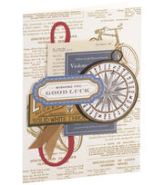 Anna Griffin Card Kit Good Luck Vintage, , hi-res