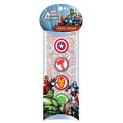 Forever Collectibles Logo Loomz Charm Pack Marvel Comics™ Avengers, , hi-res