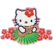 C, Visionary Hello Kitty® Patches Ukelele, , hi-res