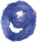 Laliberi Indigo Tie Dye Looped Infinity Scarf