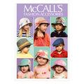McCall\u0027s Toddler Headgear-M6762