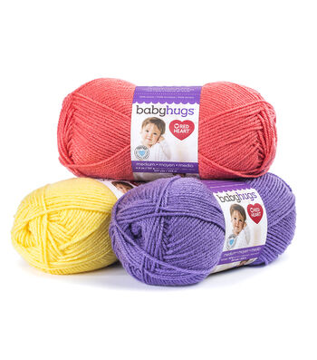 Red Heart Baby Hugs Yarn