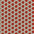 Waverly Print Fabric 54\u0022-Shoji/Lacquer