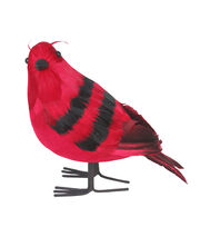 Blooming Holiday Large Cardinal With Stripes, , hi-res