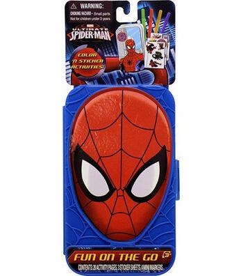 Marvel Comics™ Spider-Man® Fun On The Go