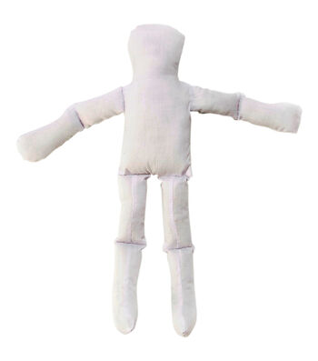 Darice® 18'' Muslin Doll-Natural
