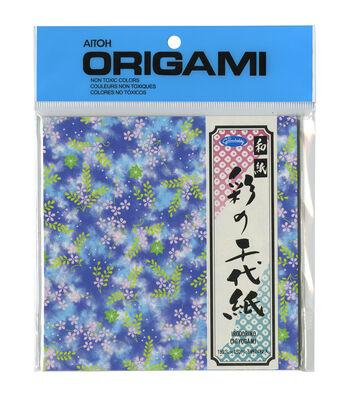 Aitoh Irodorino Chiyogami Origami Paper