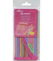 Clover Getaway Bambbo Crochet Hook Case, , hi-res